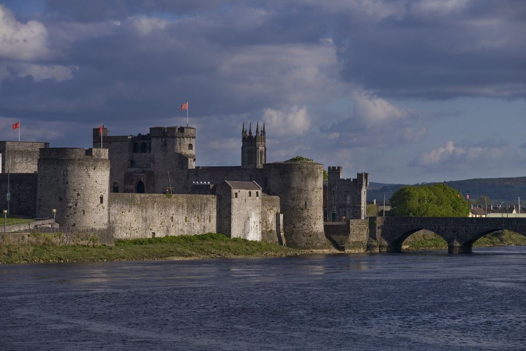 King Johns Castle - Courtesy Irish Content pool