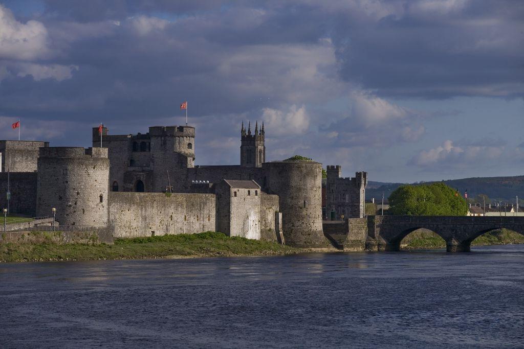 King Johns Castle - Courtesy Irish Content pool