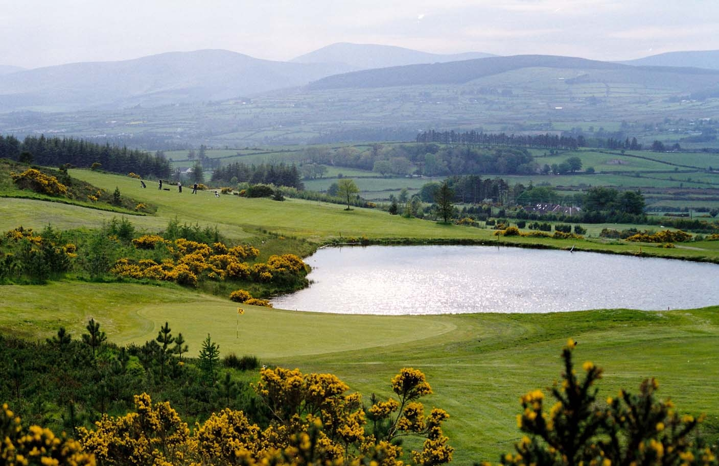 Tour Roundwood Golf Course