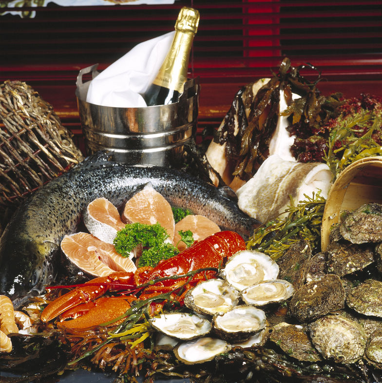 Irish Seafood - Courtesy Irish Content pool