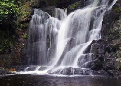 Torc Waterfall, Killarney.Photo:Valerie O'Sullivan