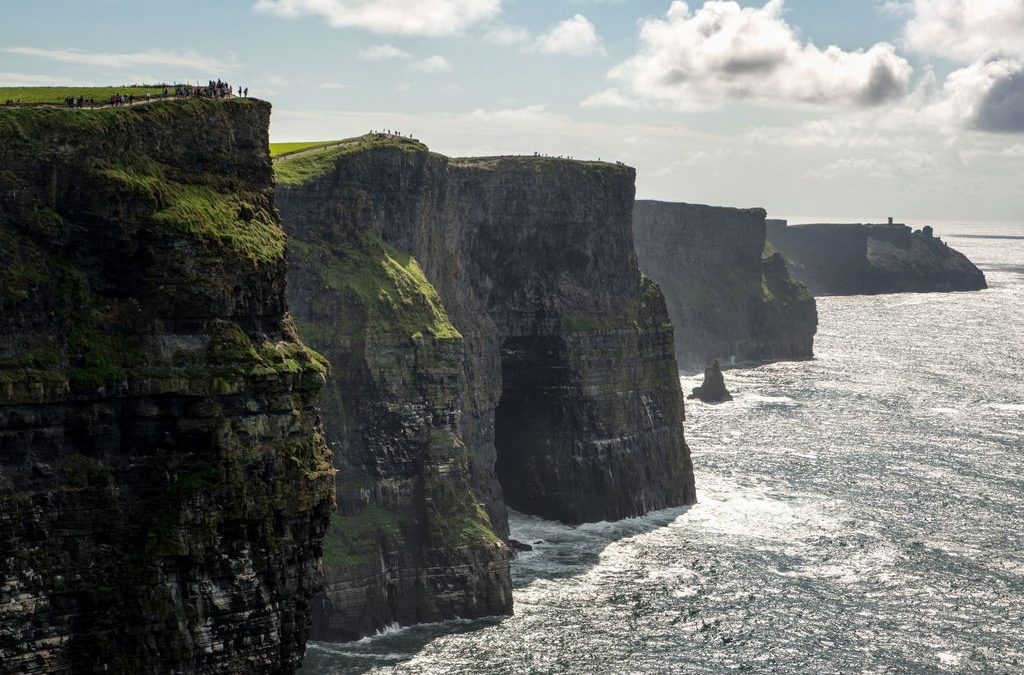 Cliffs of Moher & Limerick Castle